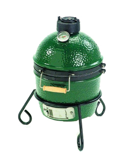 Big Green Egg Mini from The Fireplace Man