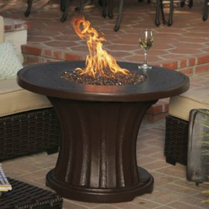 The Fireplace Man offers the best in fire pits in Houston